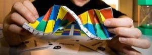 DNA Origami by Alex Bateman CC BY2.0
